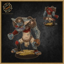 Troll 3 WM - Willy Miniatures