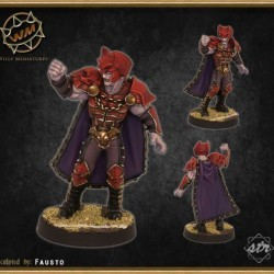 Vampire Lord WM - Willy Miniatures