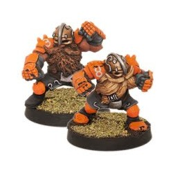 Iron Forgers Blitzers Iron Golems