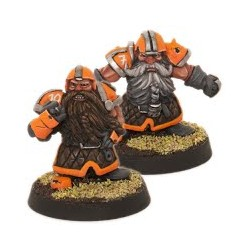 Iron Forgers Blockers pack 3 Iron Golems