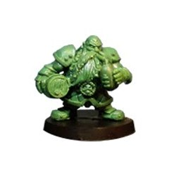 Iron Forgers Bomber Dwarf Star Player Iron Golems