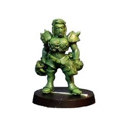 Iron Forgers Chainsaw Dwarf Star Player Iron Golems