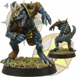 Saurio 4 SP Miniatures