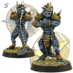 Saurio 5 SP Miniatures