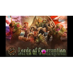 LORDS OF CORRUPTION TEAM WM - Willy Miniatures