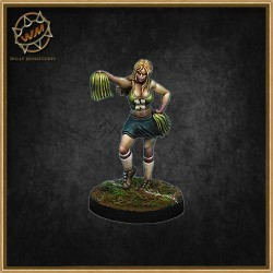 LORDS OF CORRUPTION CHEERLEADER WM - Willy Miniatures