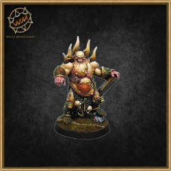 LORDS OF CORRUPTION coach WM - Willy Miniatures