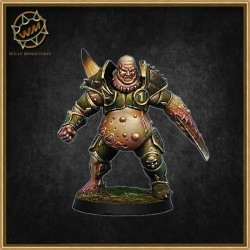LORDS OF CORRUPTION leader WM - Willy Miniatures