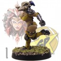Blitzer amazona 1 SP Miniatures