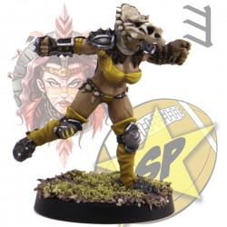 Blitzer amazona 3 SP Miniatures