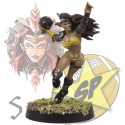 Lanzadora amazona 1 SP Miniatures