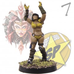Receptora amazona 1 SP Miniatures