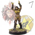 Amazon catcher 1 SP Miniatures