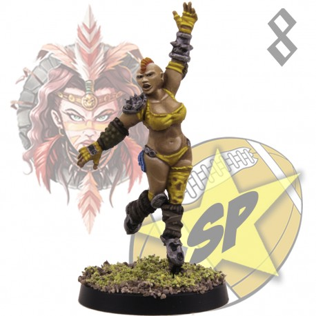 Receptora amazona 2 SP Miniatures