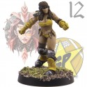 Amazon linewoman 4 SP Miniatures