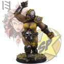 Ogresa amazona SP Miniatures