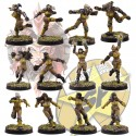 Amazon Basic team SP Miniatures