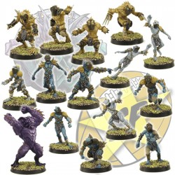 Deep Ones team x 14+1 SP Miniatures