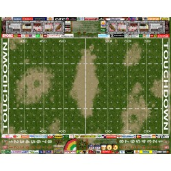 Fantasy Football Field publicity 34mm