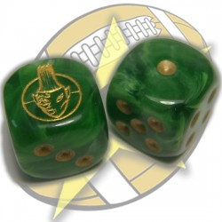 Wood elf dices