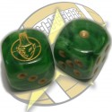Wood elf dice