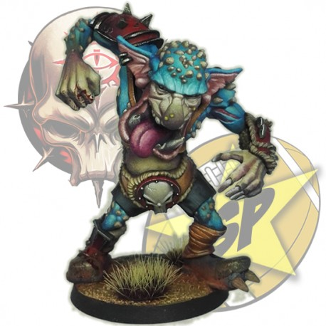 Troll Chaos Pact SP Miniatures