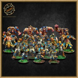 Equipo NoMuertos mitológico WM - Willy Miniatures