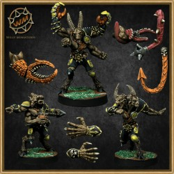 CHAOS MUTATIONS PACK WM - Willy Miniatures