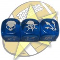 Block dice (blue)