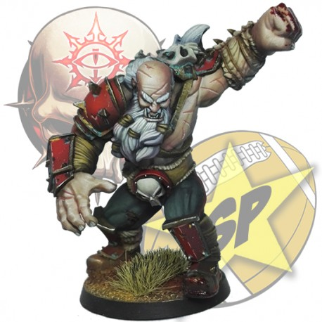 Troll 1 Chaos Pact SP Miniatures
