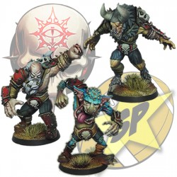 Pack Big Guys Pacto del Caos SP Miniatures