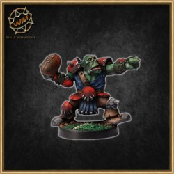 ORC THROWER WM - Willy Miniatures