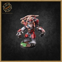 SNOW TROLL 2 WM - Willy Miniatures