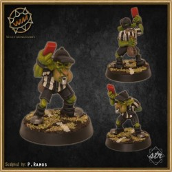 Goblin árbitro WM - Willy Miniatures