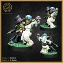 JUST MARRIED GOBLINS WM - Willy Miniatures