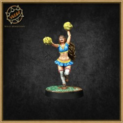 Animadora humana WM - Willy Miniatures