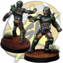 Ruffle Pushman Star Player SP Miniatures