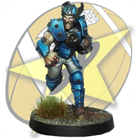 Cliff Overmars Star Player SP Miniatures