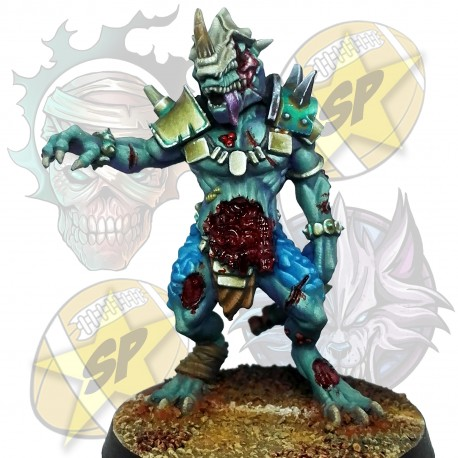 Lizardman zombie SP Miniatures