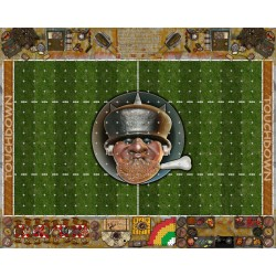 Fantasy Football Field halfling 34mm