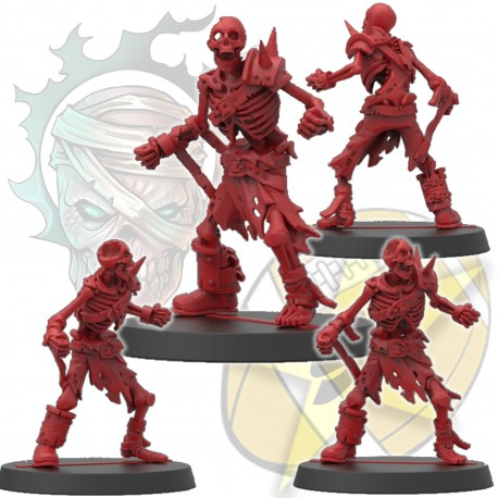 Skeleton SP Miniatures