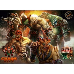 Equipo Pacto del Caos WM - Willy Miniatures