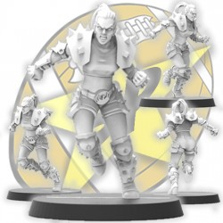 Karla Star Player SP Miniatures