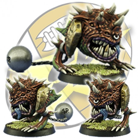 Aka Madcap Star Player SP Miniatures