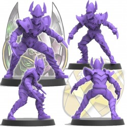 Dark blitzer 1 SP Miniatures