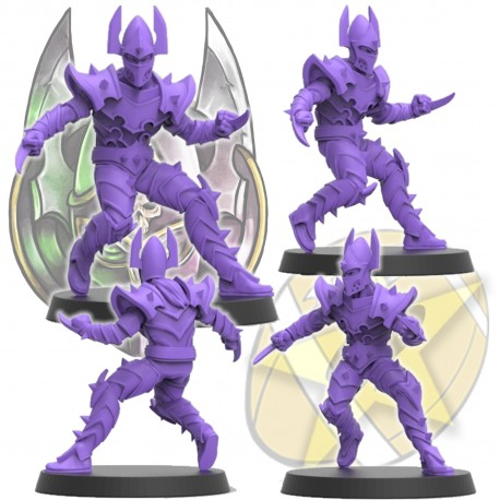 Dark blitzer 2 SP Miniatures