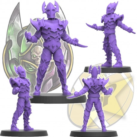 Dark blitzer 3 SP Miniatures