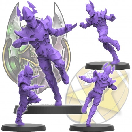 Dark blitzer 4 SP Miniatures