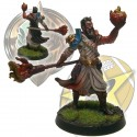 Lions of Fire Wizard