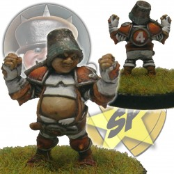 Halfling 06 Chicken Devourers